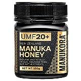 Le miel de Manuka UMF 20+, 250g (8.8 oz)