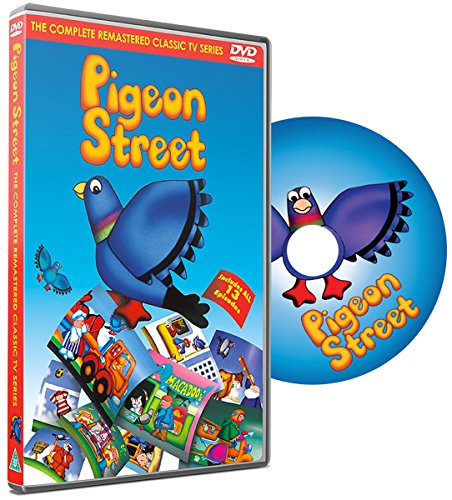 PIGEON STREET (The Official DVD)