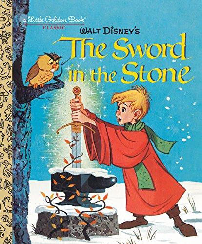 The Sword in the Stone (Disney) (Little Golden Books: Disney) por Carl Memling