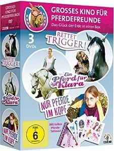 Various Grosses Kino für Pferdefreunde [Import allemand]
