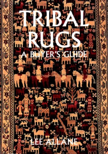 Tribal Rugs : A Buyer's Guide, édition en langue anglaise