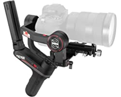ZHIYUN WEEBILL-S [Oficial] Gimbal Estabilizador para cámaras DSLR, cámaras sin Espejo con Lentes Combinados