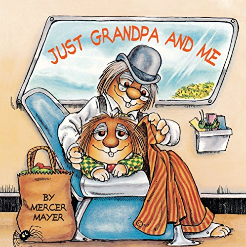 LL Critt: Just Grandpa And Me (Little Critter)