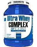 Yamamoto Nutrition Ultra Whey COMPLEX integratore alimentare per sportivi a base di proteine del siero di latte…