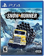Focus Snow Runner PS4 Game (PS4)