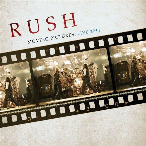 Rush Moving Pictures:Live 2011 [Vinyl LP]
