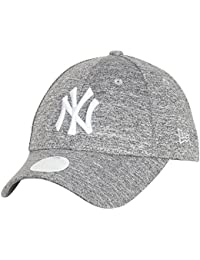 Casquette Femme 9FORTY Jersey Fleck New York Yankees gris NEW ERA