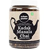 Urban Platter Kadak Masala Chai, 400g [All Natural & Full of Premium Whole Aromatic Spices]