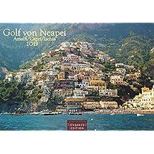 Golf von Neapel 2019 - Format L: Amalfi/Capri/Ischia