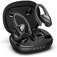 GLANDU Bluetooth Kopfhörer Wireless Earbuds Sports Earphones with Microphone Kabellose Kopfhörer in Ear Waterproof 40H…