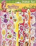 Strawberry Shortcake: Sticker Fun by Downtown