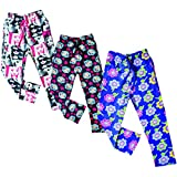 #9: ALL OVER PRINT GIRLS TRACKPANT PACK OF 3