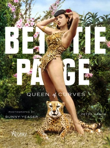 Bettie Page: Queen of Curves por Petra Mason
