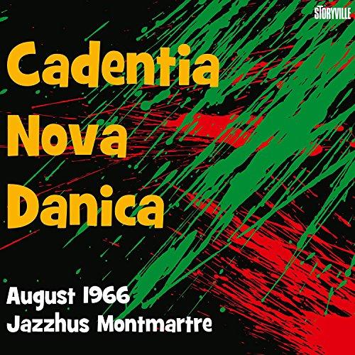 August 966 Jazzhus Montmartre