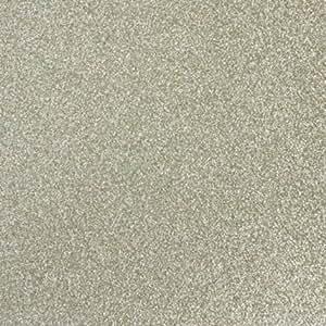 Papier Argenté irisé Poudre paillettes 30,5 cm - Rayher
