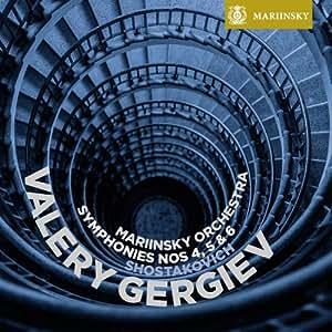 Shostakovich: Symphonies 4, 5, 6 (Mariinsky Orchestra/Gergiev)