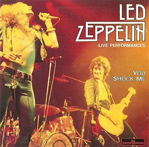 Live Versions incl. Stairway To Heaven (CD Album Led Zeppelin,