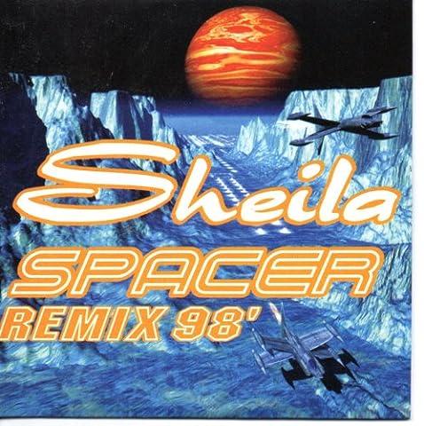 Spacer 98 3-track CARD SLEEVE 1) Spacer Version album 2)