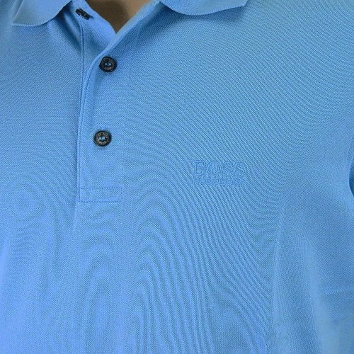 Hugo Boss -  Polo  - Uomo Blau