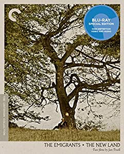 Criterion Collection: Emigrants / New Land [Blu-ray] [Import anglais]