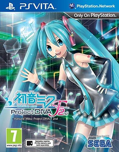 Hatsune Miku: Project DIVA F 2nd (Playstation Vita) [UK IMPORT] (Hatsune Miku Diva Project 2nd F)