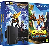 PlayStation 4 1TB + Ratchet & Clank + Crash Bandicoot: N'Sane Trilogy [Bundle]