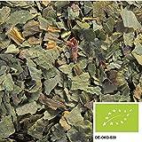 500g getrocknete Bio Bärlauchblätter, versandkostenfrei (in D), aromatischer Bärlauch für ein leckeres Pesto oder als Zugabe für Brotaufstriche