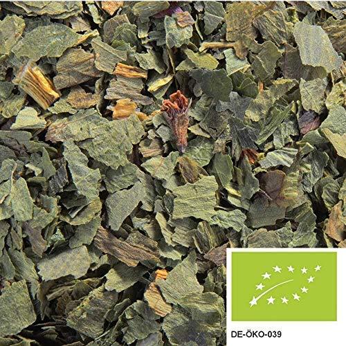 250g getrocknete Bio Bärlauchblätter - aromatischer Bärlauch für ein leckeres Pesto oder als Zugabe für Brotaufstriche