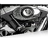 Quadro moderno Harley Davidson Stampa su tela - Quadro x poltrone salotto cucina mobili ufficio casa - fotografica formato XXL Quadri