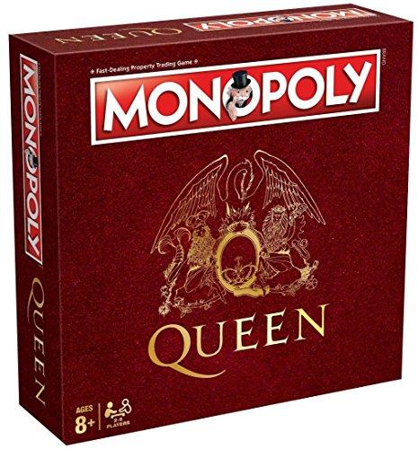 Monopoly Queen 26543 Gesellschaftsspiel