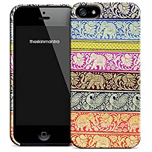 Theskinmantra Various lace back cover for Apple iPhone 5S