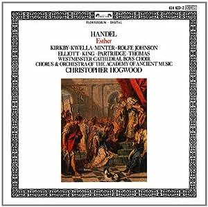 Haendel-Hogwood -Esther-