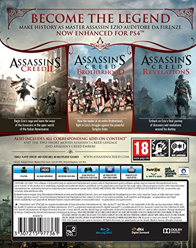 Assassins Creed The Ezio Collection  screenshot