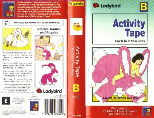 Preisvergleich Produktbild Activity Tape B / 5-7 Yr Olds [VHS] [UK Import]