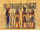 Wapel Continental 3D Antike Ägyptische Wandbild Sofa TV Hintergrund Freizeit Bar Cafe Schlafzimmer Wohnzimmer Tapete