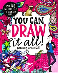 You Can Draw It All! by Parragon Books (2014-08-29)