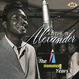 Songtexte von Arthur Alexander - The Monument Years