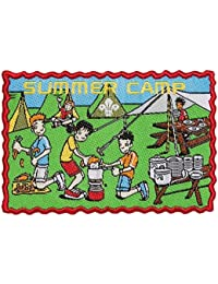 Scouting Summer Camp Fun Badge - Collectors Item!