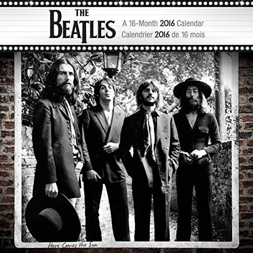 Beatles 2016 Calendar