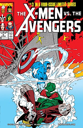 X-Men vs. Avengers #3 (English Edition)