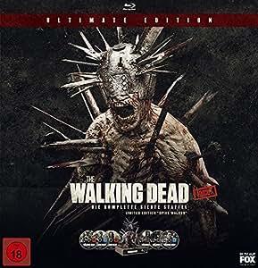 The Walking Dead - Die komplette siebte Staffel + Spike Walker (exklusiv bei Amazon.de) [Blu-ray]
