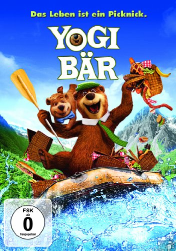 Warner Home Video - DVD Yogi Bär