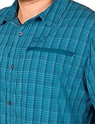 Jack Wolfskin Herren Hemd Rays Flex Shirt M von Jack Wolfskin bei Outdoor Shop