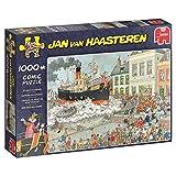 Jumbo Spiele 19055 Nikolaus Kommt!, Puzzle, 1000 Teile