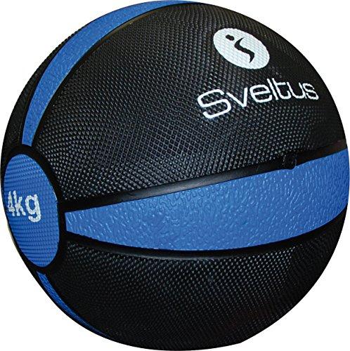 Sveltus-Balón de Ejercicio Medicinal 4kg