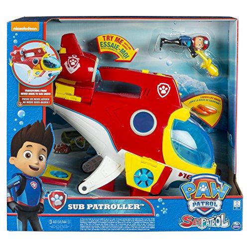 PAW PATROL Sub Patroller, 6040054
