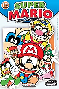 Super Mario - Manga Adventures Edition simple Tome 13