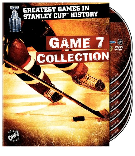 NHL Greatest Games In Stanley Cup History: Game 7 Collection 7-DVD Box