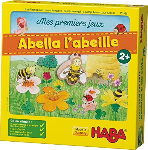 HABA - Mes premiers jeux - Abella l'abeille, 301839