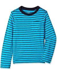 GAP Boys' Plain Regular Fit T-Shirt